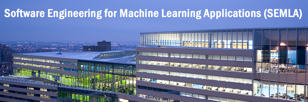 Software Engineering for Machine Learning Application